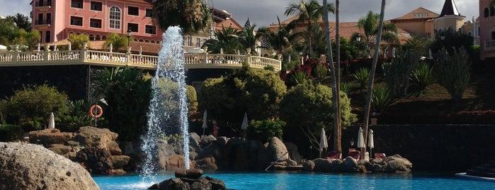 Bahia Del Duque Resort Beach Club is one of Spain + Islands.
