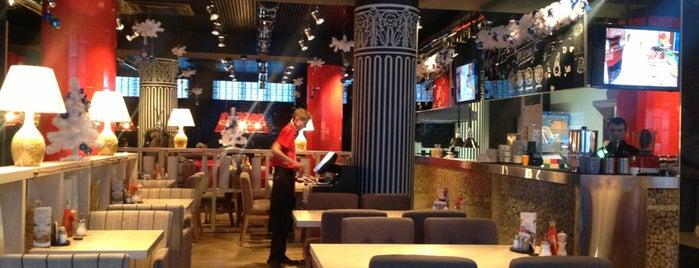 Перчини is one of Рестораны.