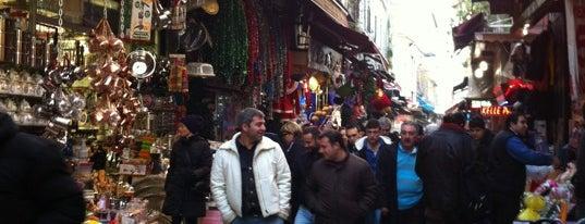Tahtakale is one of İstanbul'un Semtleri.
