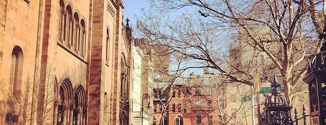 Stuyvesant Square Park is one of Nova York.