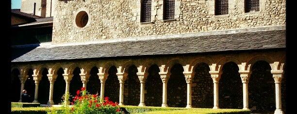 La Seu d'Urgell is one of Lieux qui ont plu à Mujdat.