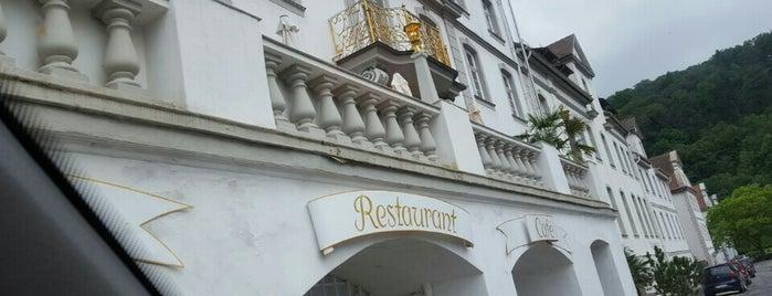 Hotel Zum Schwan is one of Essen / Trinken Hessen.