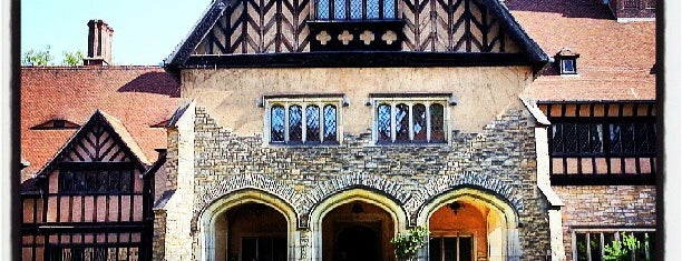Schlosshotel  Cecilienhof is one of E U R O P A.