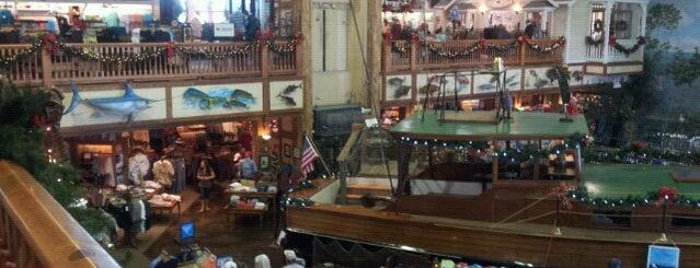 Bass Pro Shops is one of สถานที่ที่ Ben ถูกใจ.