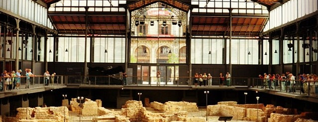 El Born Centre Cultural is one of Barcelona Touristic places Done.