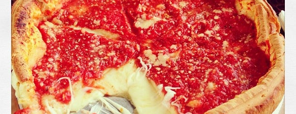Giordano's is one of Favorite Places to visit!.