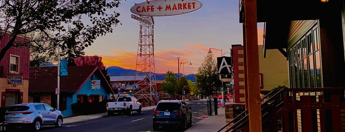 The Tourist Home Urban Market is one of Arizona.
