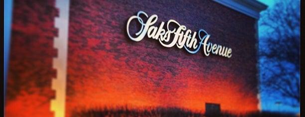 Saks Fifth Avenue is one of Hot List 2013 Winners.