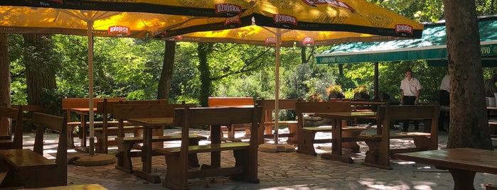 Restoran Radmanove Mlinice is one of Orte, die Ana gefallen.