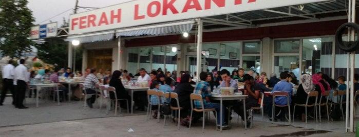 Ferah Lokantası is one of Tempat yang Disukai Enise.