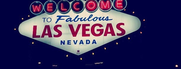 Welcome To Fabulous Las Vegas Sign is one of Las Vegas!.