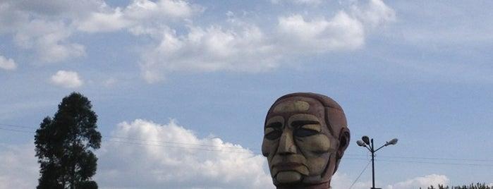 Cabeza de Juárez is one of Museos de la Ciudad de México..