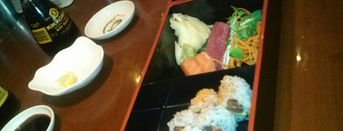 Blue Grotto Sushi Tapas & Bar is one of ATL Dinner Spots.