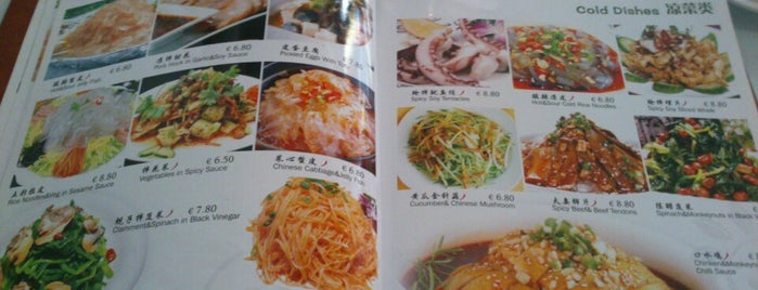 Chuan Chinese Restaurant is one of Dublin Ethnic Food.