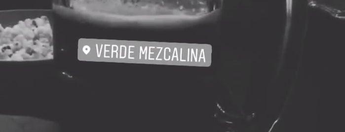 Verde Mezcalina is one of สถานที่ที่บันทึกไว้ของ Eric.