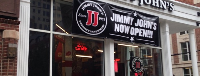 Jimmy John's is one of New York.