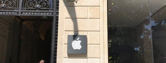 Apple Champs-Élysées is one of Encounter (Europe).