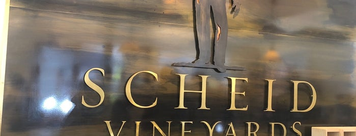 Scheid Vineyards Tasting Room is one of Carmel- CA.