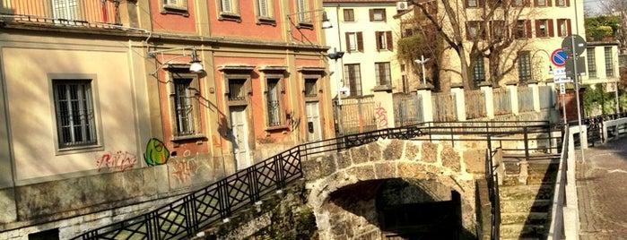 Conca delle Gabelle is one of 101Cose da fare a Milano almeno 1 volta nella vita.