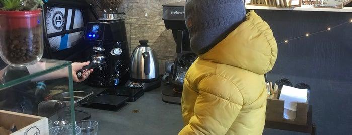 Human Coffee Place is one of 🧁☕️попить кофе.