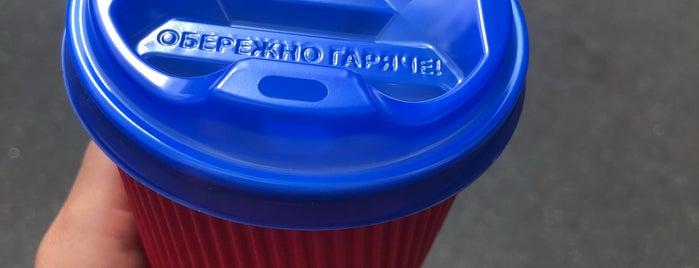 Doppio Coffee is one of Ania'nın Kaydettiği Mekanlar.