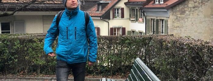 Escaliers du Marché is one of Lausanne.