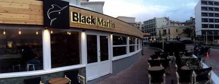 Black MARLIN is one of สถานที่ที่ George ถูกใจ.
