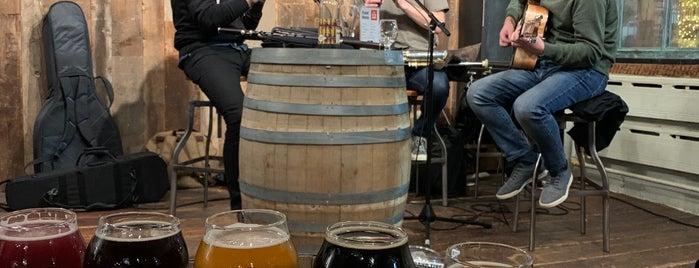 Big Alice Barrel Room is one of Beer.