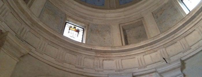 Chiesa di San Pietro in Montorio is one of 101 cose da fare a Roma almeno 1 volta nella vita.