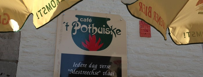 Café 't Pothuiske is one of Maastricht.