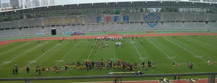 Stade Charléty is one of Posti che sono piaciuti a Alain.