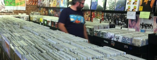 Wax Trax Records is one of Favs in Denver.