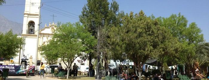 Centro Historico de Garcia is one of Weekend Monterrey.