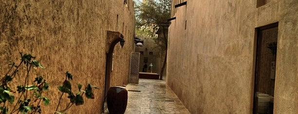Al Fahidi Historical Neighbourhood is one of Dubai.