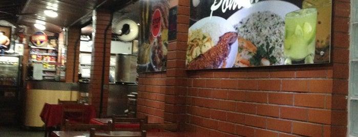 Pontinho Restaurante is one of Zé Renato 님이 좋아한 장소.