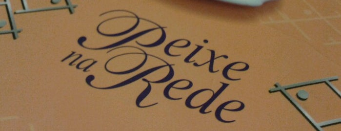 Peixe na Rede is one of CH List - Restaurantes.