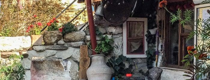 Omurca Art  Kafe & Restaurant is one of Breathtaking Cappadocia/Kapadokya.