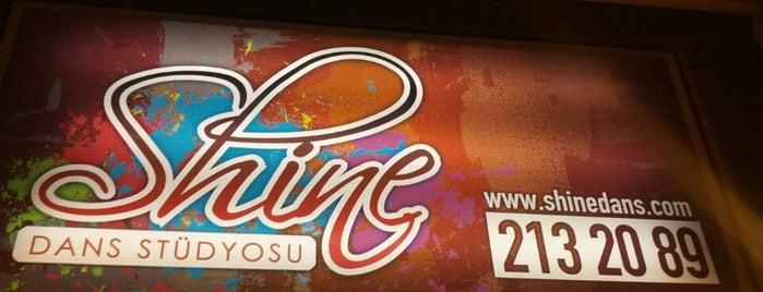 Shine Dans Stüdyosu is one of Ankara.