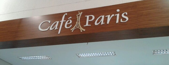 Café Paris is one of Lieux qui ont plu à Micael Helias.