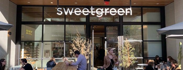 sweetgreen is one of Rumana's LA Fifty.