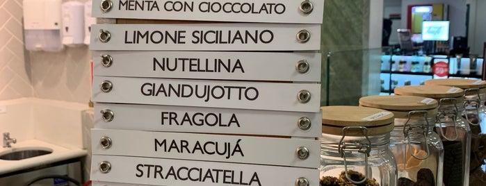 Bacio di Latte is one of Locais curtidos por M..