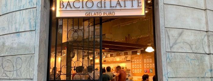 Bacio di Latte is one of Locais curtidos por Carlos.