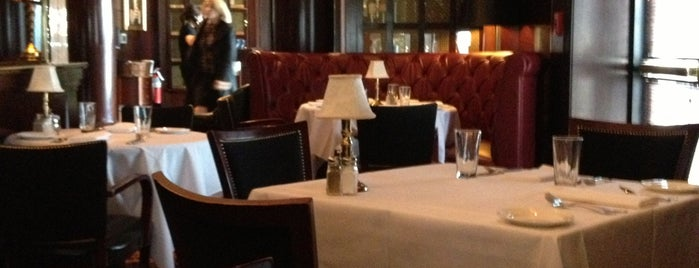 The Capital Grille is one of Chicago.
