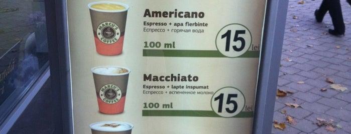 Marcu's Coffee is one of Irina 님이 저장한 장소.