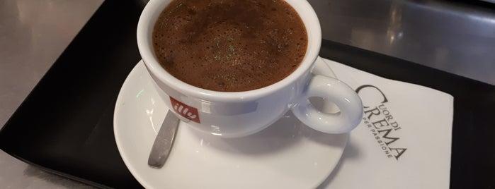 Cuordicrema is one of Locais curtidos por Emanoel.
