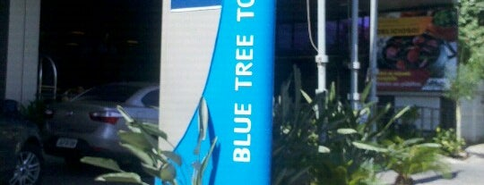 Blue Tree Premium Goiânia is one of Orte, die Callazans gefallen.