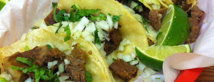 Taqueria Y Panaderia Santa Cruz is one of Food! Gluten Free Variety..
