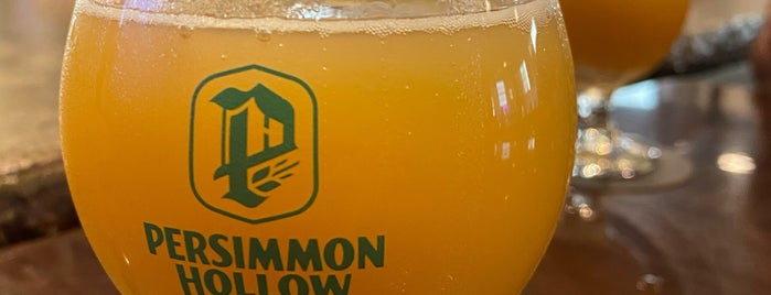 Persimmon Hollow Brewing Company is one of Orlando Breweries.