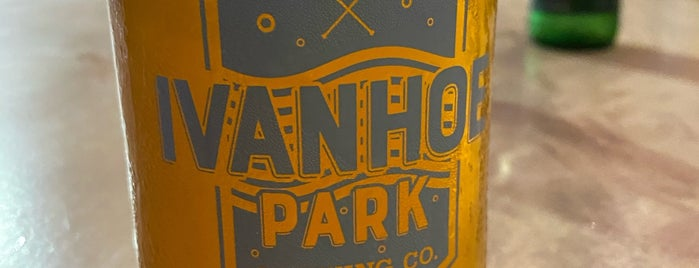 Ivanhoe Park Brewing Company is one of Lisaさんのお気に入りスポット.