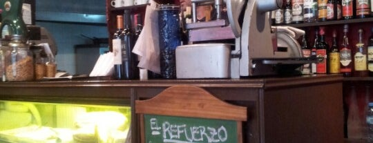 El Refuerzo is one of Pick Up The Fork's Best of BA Guide.